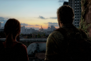 apocalyptic video games the last of us