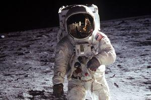 apollo 11 moon buzz aldrin space nasa