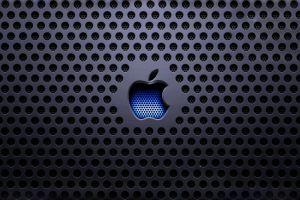 apple inc. pattern logo digital art