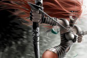 archer fantasy art fantasy girl artwork