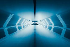architecture tunnel render