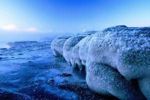 arctic cold ice nature