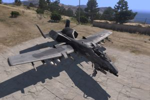 army military aircraft a10  video games a10 thunderbolt arma 3