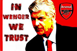 arsene wenger premier league gunners arsenal