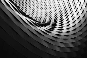 artwork abstract monochrome