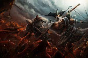 artwork diablo iii video games