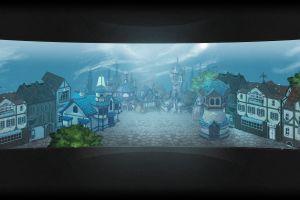 artwork fantasy city fantasy art