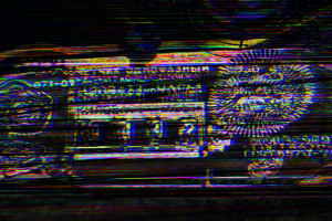 artwork glitch art digital art