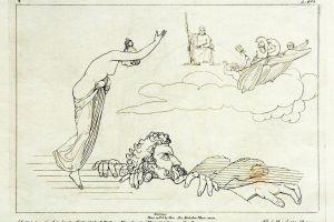 artwork greek mythology painting