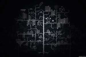 artwork infographics electronics