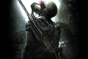 artwork metro: last light video games