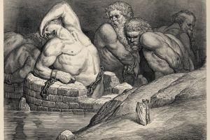 artwork painting greek mythology gustave doré
