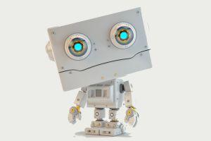 artwork robot digital art