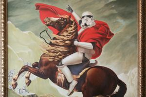 artwork star wars humor