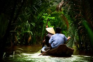 asia tropical jungle wilderness river nature people tropical