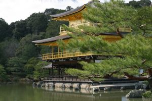 asian architecture kyoto landscape pagoda