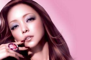 asian brunette namie amuro singer women