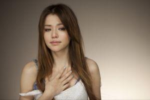 asian crying women tears