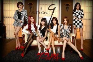asian k-pop t-ara women