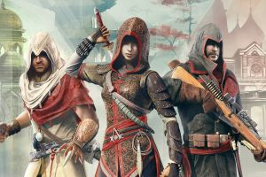 assassin's creed: chronicles video games assassin's creed