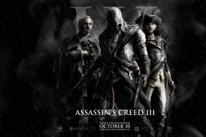 assassin's creed video game art assassin's creed iii