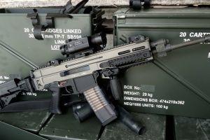 assault rifle cz 805 bren gun