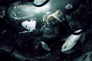 astronaut science fiction death weyland-yutani corporation