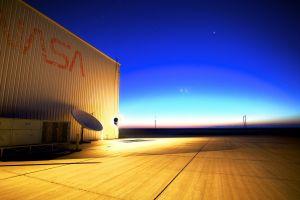 atmosphere nasa sky