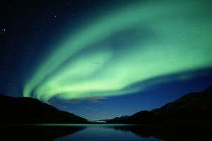 aurorae nature night