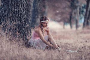 ballerina women outdoors women outdoors