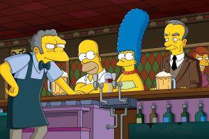 bar marge simpson beer moe szyslak homer simpson the simpsons