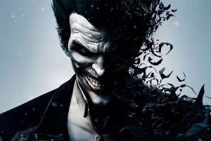 batman: arkham origins bats joker