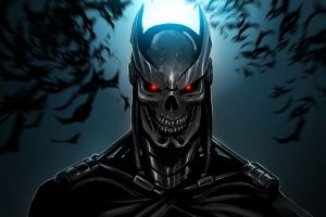 batman artwork bats machine terminator