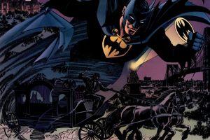 batman comics comic art