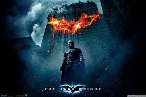 batman destruction the dark knight bat signal