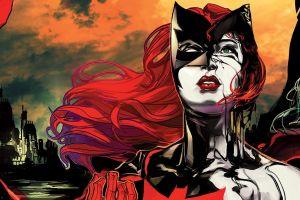 batwoman superheroines dc comics