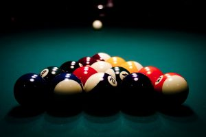 billiards numbers billiard balls
