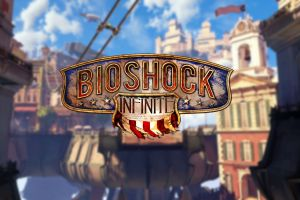 bioshock infinite pc gaming video games red gamers bioshock consoles blue columbia (bioshock)