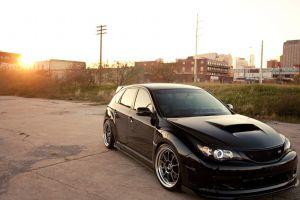 black cars car vehicle urban