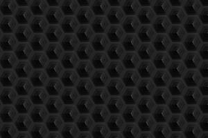 black square dark tile cube simple