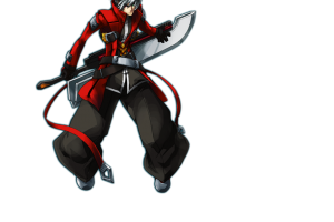 blazblue anime ragna the bloodedge