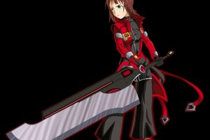 blazblue ragna the bloodedge anime