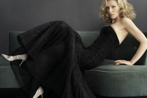 blonde cate blanchett actress