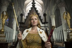 blonde scepters women rebecca ferguson actress