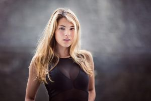 blonde women chloé roy