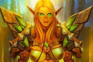 blood elf pc gaming blood elf women world of warcraft video games