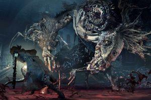 bloodborne creature video games