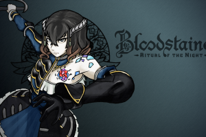bloodstained: ritual of the night video games miriam (bloodstained) stained glass video game girls