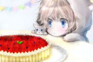 blue eyes kittens pies