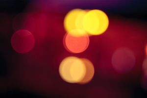 bokeh colorful photography
